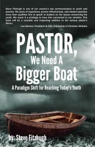 pastor we need a bigger boat